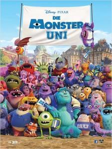 Kostenlos ins Kino: Die Monster Uni