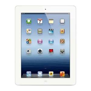 Apple iPad 4 Retina Display 16GB Wifi weiß