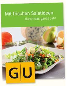 Mit frischen Salatideen durch das ganze Jahr - Kostenloses Rezeptbuch von Bonduelle