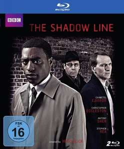 The Shadow Line BluRay @amazon.de
