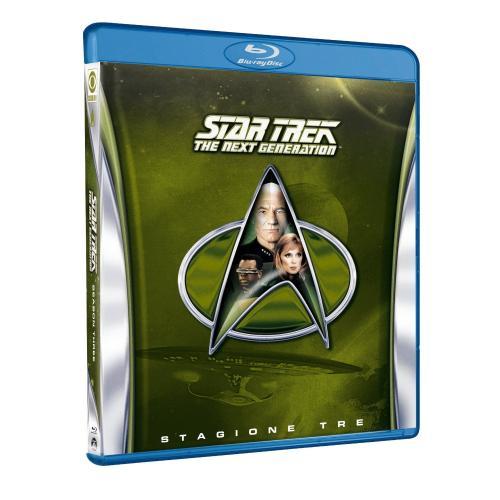 [Amazon.it] [Blu-Ray] Star Trek: The Next Generation - Staffel 3