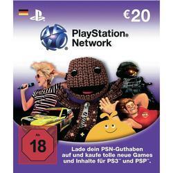 [Lokal Conrad Filialen] Playstation Network Card 20€ für 15€ / Update: VSK frei bei Sofortüberweisung möglich