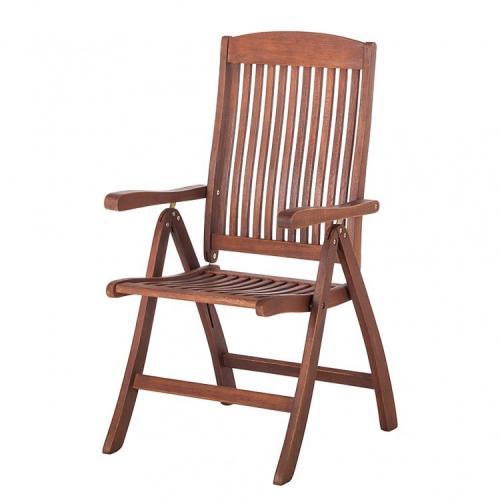 klappbarer Gartenstuhl aus Eukalyptusholz für nur 44,99 EUR inkl. Lieferung