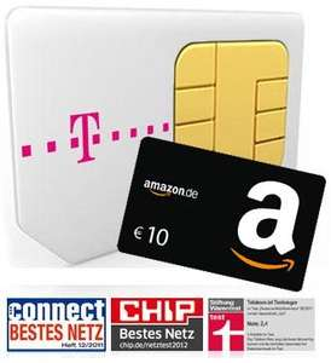 10€ Amazon o. Aral + Xtra Prepaid mit 19€ Guthaben