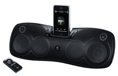 [eBay] Logitech S715i iPod / iPhone Speaker Lautsprecher + Dockingstation mit Akku