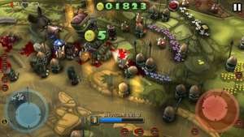 Gratis-Spiel für iOS: MiniGore 2