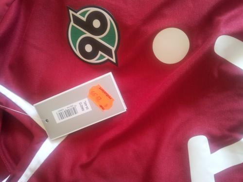 [Lokal] Hannover 96 Trikot
