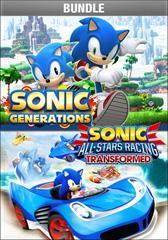 (Steam) Sonic & All-Stars Racing Transformed + Sonic Generations Bundle nur 9,50 €