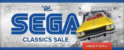 Sega Classic Sale ab 1,24€ @ Getgamesgo (Crazy Taxi für 1,99€, Virtua Tennis 4 für 3,74€...)