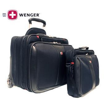WENGER Business Trolley PATRIOT mit separater Notebooktasche für nur 89,- € inkl. Versand