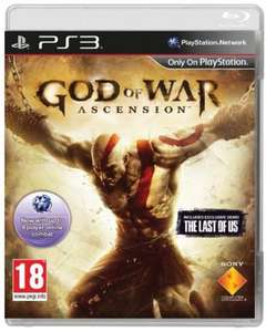 God of War Ascension / UK Version / www.game.co.uk / 27,24€!