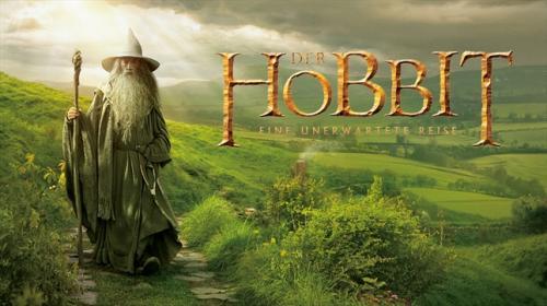 """Nur heute bei VIDEOLOAD - """"Der Hobbit"""" für 7,99€ kaufen"""