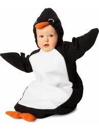 Baby Säugling Kleinkind Schlafsack 0-8 9-24 Monate Reise Outfit Pinguin Design