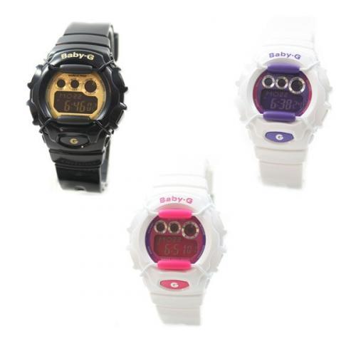 Casio Baby-G Damen Armbanduhren in 3 verschiedenen Farben UVP 79,90€