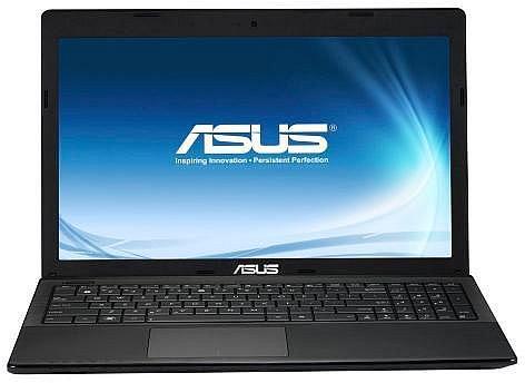 """ASUS F55A-SX099H - Intel B980 2x2,4 GHz / 4GB RAM / 320GB HD / 39,6cm (15,6"""") Display mit Windows 8 @notebooklieferant"""