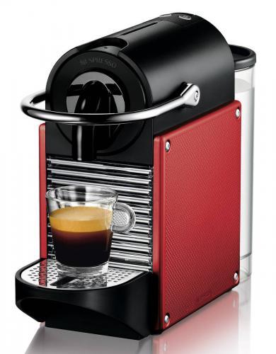 Nespresso Delonghi Pixie 125.R für 89,- (inkl. 70 € Kapsel-Gutschein)