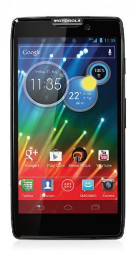 Motorola RAZR HD + 10€ GS für 379€ bei Mediamarkt