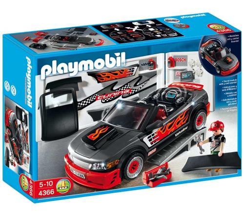 PLAYMOBIL ® Tuning-Sportwagen mit Sound 4366 bei Karstadt als Sonntagsschnäppchen