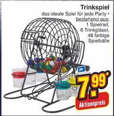 Trinkspiel bei Netto Marken-Discount