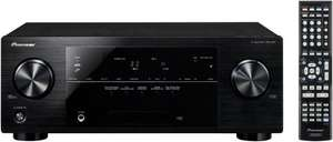 "Pioneer™ - 5.1 AV-Receiver ""VSX-527-K"" (Apple AirPlay, DLNA 1.5 / Win 7 Streaming-Client, HDMI) für €203,95 [@ZackZack.de]"