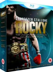 [BluRay] Rocky: The Undisputed Collection (Teile I-VI) @thehut für 19,18€ (mit 10% Gutschein)