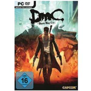 [STEAM] Devil May Cry @redcoon.de[Versandkostenfrei] Retail kein Download