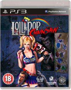 Lollipop Chainsaw PS3 @ The Hut