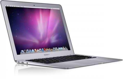Macbook Air 13'' bei Mactrade im Bildungsprogramm 981,54€