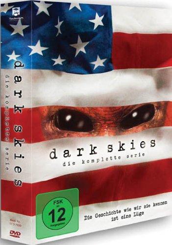 Dark Skies - Die komplette Serie (6 DVDs) für 22,97 € @ Amazon