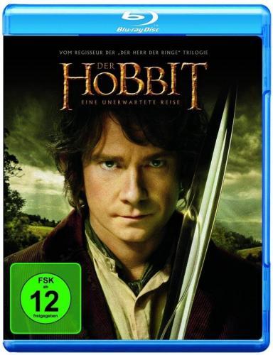 Der Hobbit Blu-Ray für 9€ inkl Versandkosten Conrad