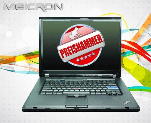 ThinkPad Lenovo T500 NEU (ntel Core 2 Duo T9400 2.53 GHz 2GB RAM, 80GB HDD, ohne Akku und Wifi Modul)
