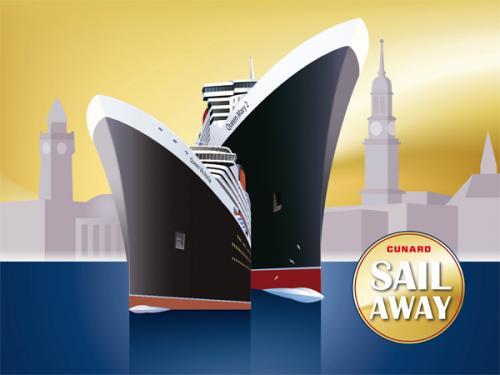 Mit der Queen Mary 2 über den Atlantik vom 01.- 10.06.