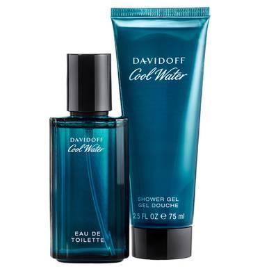 "Davidoff™ - 2-tlg.Geschenk-Set ""Cool Water Man"" (40ml EdT & 75ml Showergel) ab €20,75 [@Galeria-Kaufhof.de]"