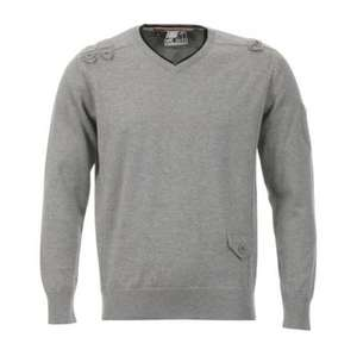 Carter Pullover in grau / schwarz / blau für 12,35 € inkl. Versand