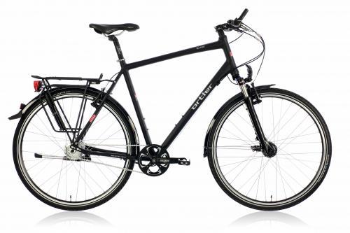 Ein ganzes Fahrrad zum Preis (mit) einer Rohloff-14-Gang-Narbe: ORTLER Belfort 14G