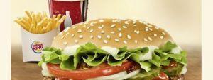 Burger King Landau und Neustadt- Komplettes Menü für 1 €