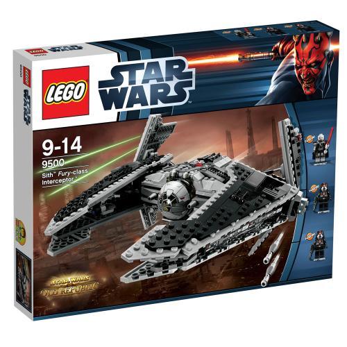 [Rossmann online] LEGO Star Wars 9500 Sith Fury-class Interceptor