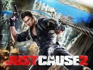 Just Cause 2 für 3,74 € im Steam Shop