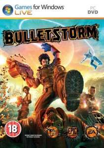 Bulletstorm bei zavvi.com