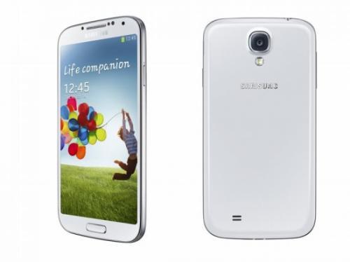 Samsung S4 weiß @meinpaket.de