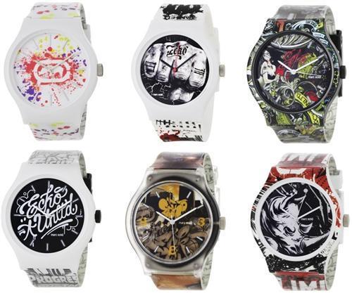Marc Ecko Damen und Herren Uhren - verschiedene Modelle für 29,99€ inkl VSK @ Ebay Wochen-Deal