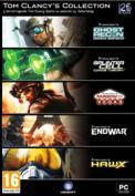 Tom Clancy's Collection (5 Games) für ca. 5,91€ @ gamersgate.co.uk