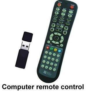 USB Fernbedienung für Raspberry Pi für 5,99€ [amazon.de]