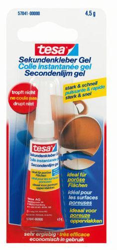 Tesa Sekundenkleber - 4,5 g für nur 1,- EUR + 0,99 EUR Versand