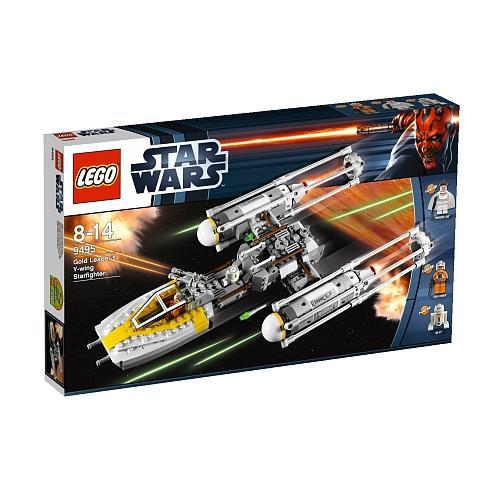 LEGO® Star Wars - 9495 Gold Leader's Y-Wing Starfighter für 42,93 € (zzgl. 6% Qipu möglich)