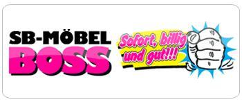 SB-Möbel Boss Aktion 30€ Geschenkgutschein für 20€!