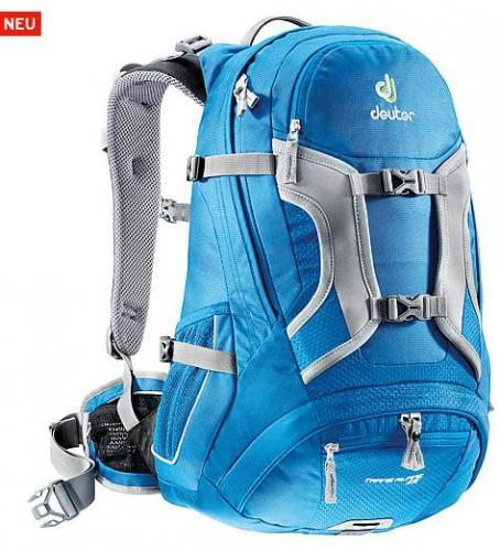 Deuter Trans Alpine 25 blau für 49,95€+QIPU bei Karstadt.de! Idealo: 89,95€