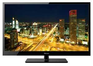Hisense LTDN50K300 für 579,97 € - Aktiver 50 Zoll 3D FullHD-LED-Backlight-Fernseher mit Triple-Tuner, 200Hz PMR und PVR