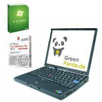 "12"" Lenovo ThinkPad x61s inkl. Windows 7 & G-Data InternetSecurity 2013"