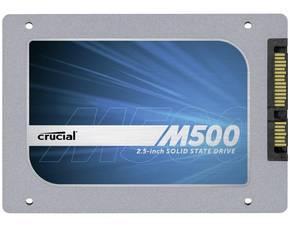 960GB Crucial M500 SSD bei Meinpaket für 550 Euro - Gutschein